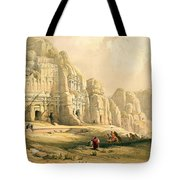 Petra Tote Bag by David Roberts