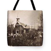 Philadelphia, C1855 Tote Bag