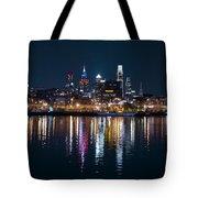 Philadelphia Reflections Tote Bag