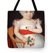 Phillips' The Strawberry Girl Tote Bag