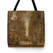 Plague Of London, 1665 Tote Bag