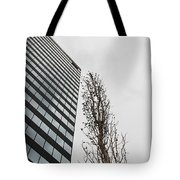 Plastic Trees Tote Bag