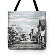 Playa Del Carmen Mexico Tote Bag