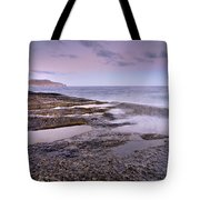 Plomo Beach Tote Bag