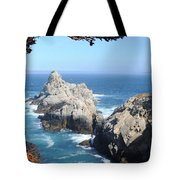 Point Lobos Number Four Tote Bag