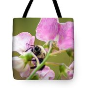 Pollination Nation II Tote Bag