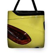 Porsche Cayman S Tote Bag