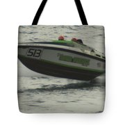 Port Huron Sarnia International Offshore Powerboat Race Tote Bag
