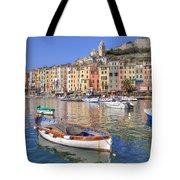 Porto Venere Tote Bag