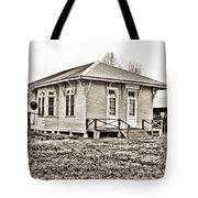 Powhatan - Hdr Sepia Tote Bag