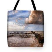 Prerow Beach Tote Bag