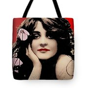 Prostitute Tombstone Arizona 1880's-2012    Tote Bag