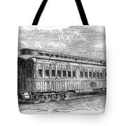 Pullman Car, 1869 Tote Bag