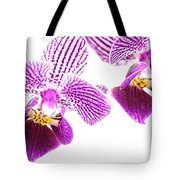 Purple Orchid-5 Tote Bag