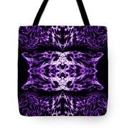 Purple Series 5 Tote Bag