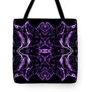 Purple Series 7 Tote Bag