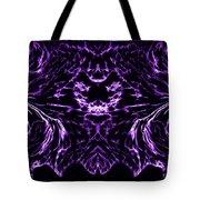 Purple Series 8 Tote Bag