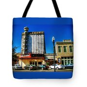 Queen Theater Tote Bag