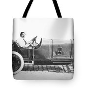 Race Car, 1914 Tote Bag