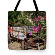 Ranch Wagon Cross Over Tote Bag