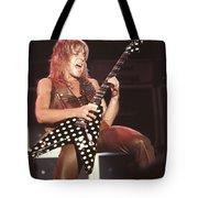 Randy Rhoads Tote Bag