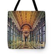 Reception Hall Of The Capitol - Havana Cuba Tote Bag