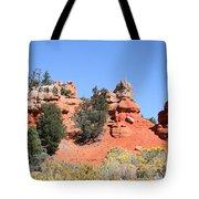 Red Canyon - Utah Tote Bag
