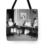 Red Cross, C1918 Tote Bag