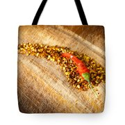 Red Hot Chilli Concept Tote Bag