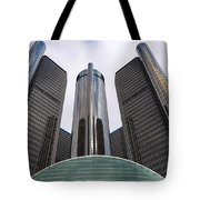 Renaissance Center Tote Bag