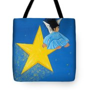 Ride A Shooting Star Tote Bag