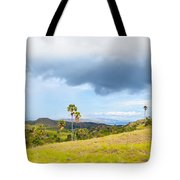 Rinca Panorama Tote Bag by MotHaiBaPhoto Prints