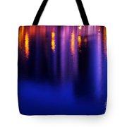 River Reflection Tote Bag