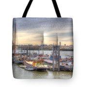 River Thames Boat Community Tote Bag