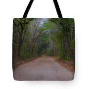 Headed To The Angel Oak Tote Bag
