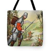 Robinson Crusoe Tote Bag