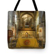Rochester Castle Kent England Hdr  Tote Bag