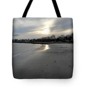 Rocky Neck Beach Tote Bag