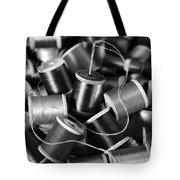 Rolls Or Yarn Tote Bag