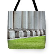 Roman Architecture Tote Bag