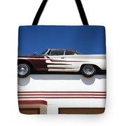 Route 66 - Desoto's Salon Tote Bag
