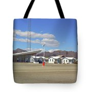 Route 66 - Roy's Of Amboy California Tote Bag