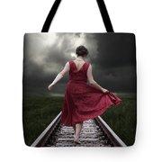 Running Tote Bag by Joana Kruse