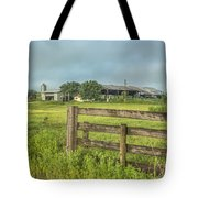 Rural Farm Tote Bag
