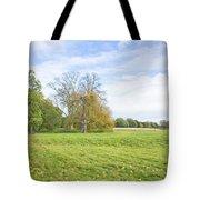 Rural Scene Tote Bag by Tom Gowanlock