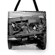 Rusted Workhorse Tote Bag