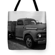 Rusty Ford Truck 2 Tote Bag