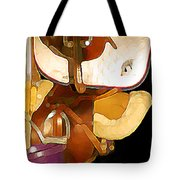 2 Saddles Bucket 14592 Tote Bag