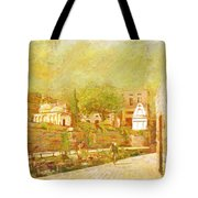 Saidpur Village Tote Bag