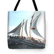 A Rolling Sea Tote Bag